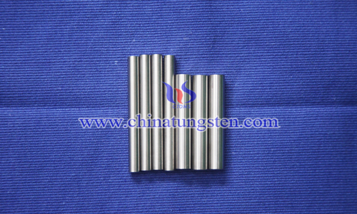 tungsten alloy bar for dart barrel picture