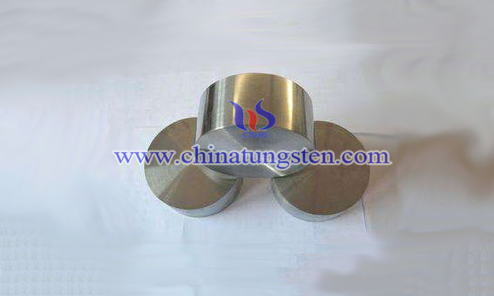 tungsten alloy rod image