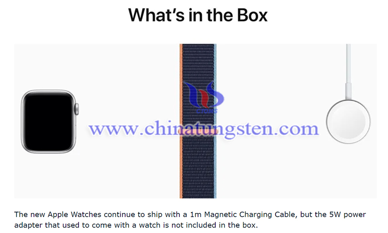 Apple Watch 6 will ship without an AC adapter image