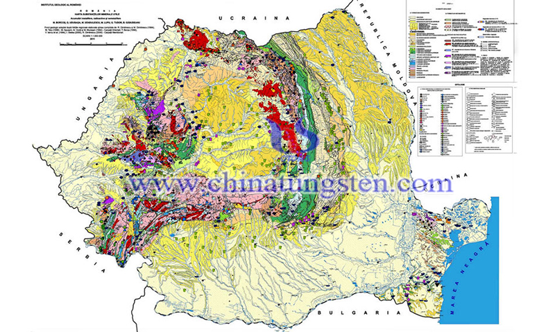 Romania revalues its mineral resources image