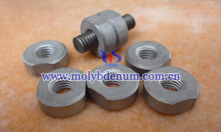 molybdenum screw image