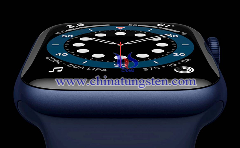 the Apple Watch Series 6 image