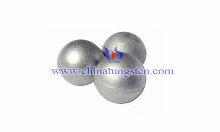 military industry used tungsten alloy ball image