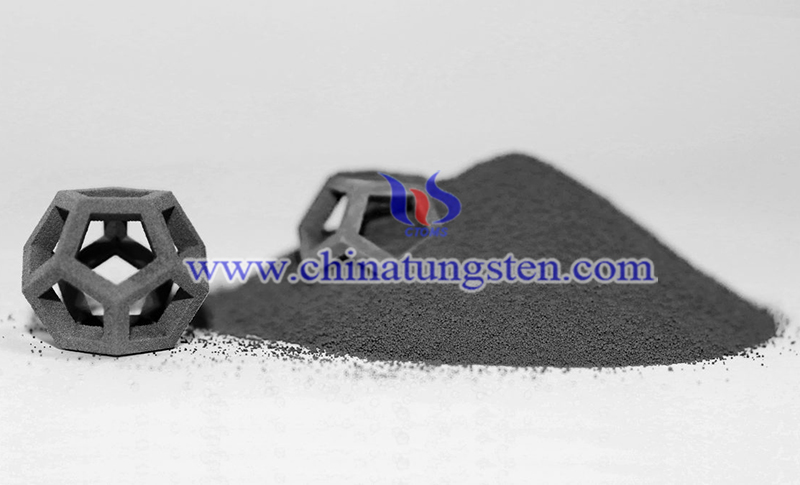 tungsten metal for 3D printing image
