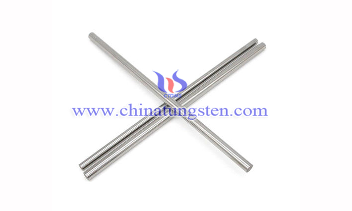 tungsten silver rod image