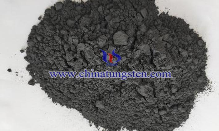 電子煙鋰電池用二硫化鎢納米片圖片