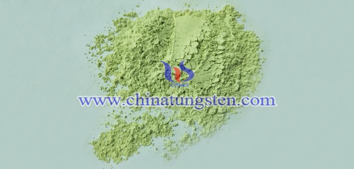 tungsten trioxide image