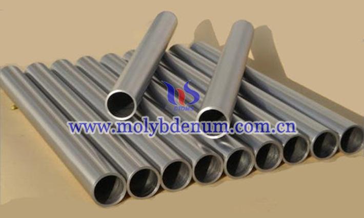 molybdenum tube image