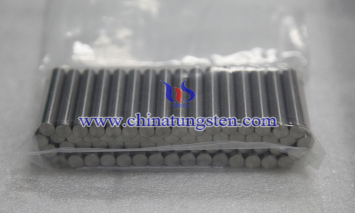 tungsten alloy dart billets picture