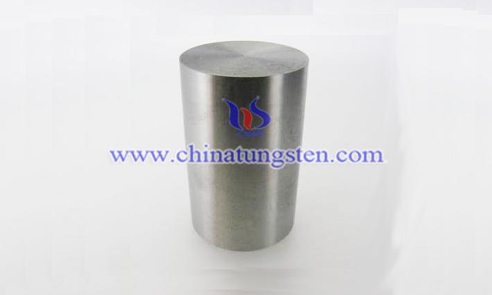 tungsten heavy alloy rod weight image