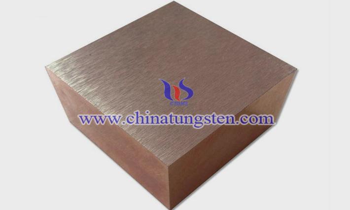 鎢銅合金淺析圖片