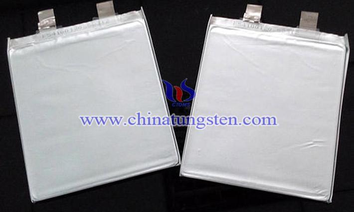 国轩高科发布软包磷酸铁锂电池图片