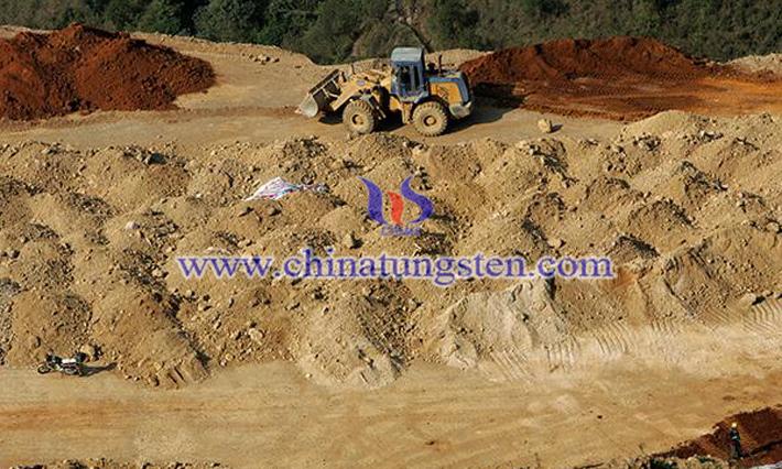 福建省部署4個稀土礦資源勘查專案圖片
