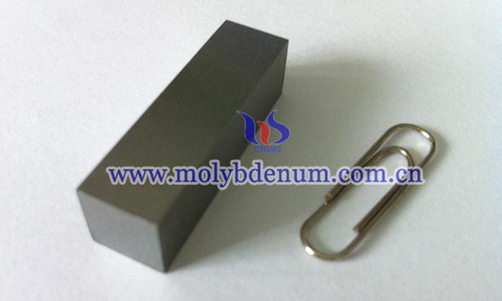 TZM bar image