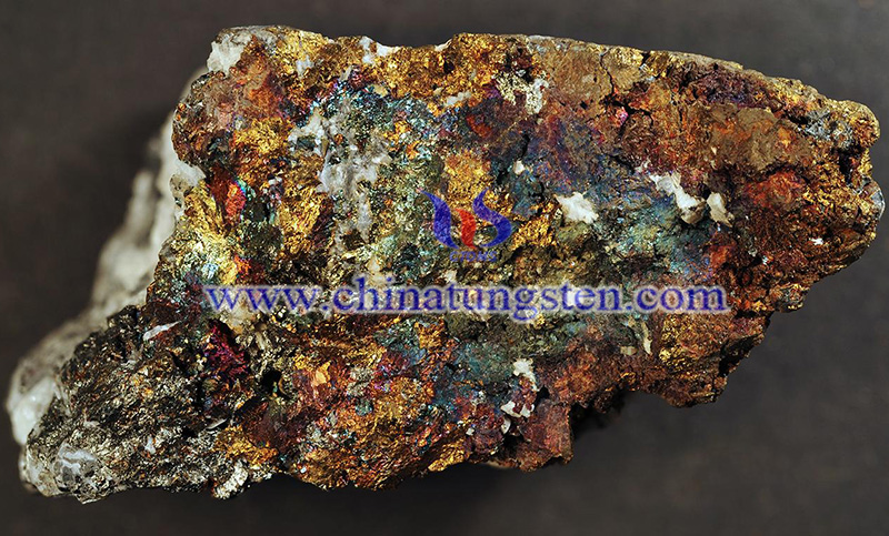 rare earths minerals image