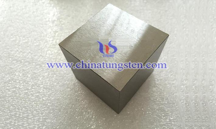 tungsten heavy alloy block image
