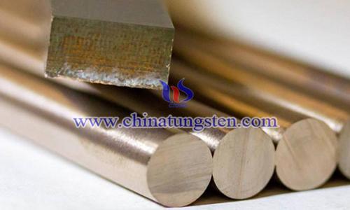 鎢銅合金圖片