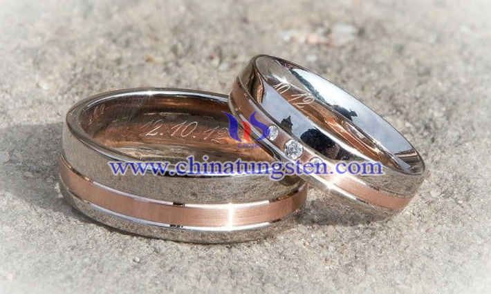 tungsten rings picture