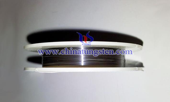 black tungsten wire image