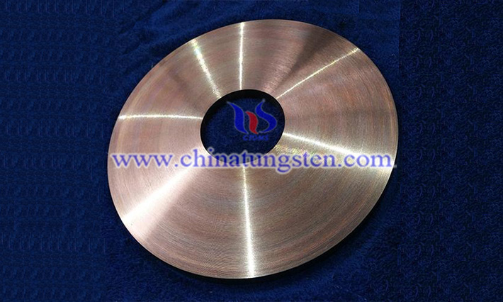tungsten copper grinding wheel image