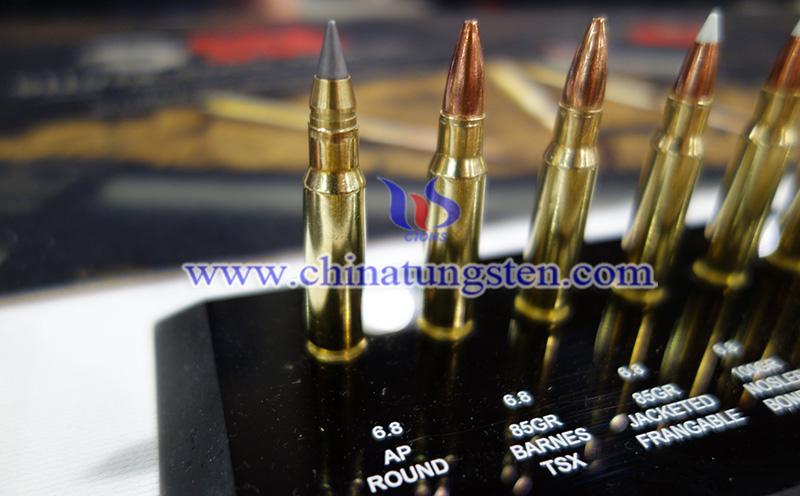 the tungsten ammunition image