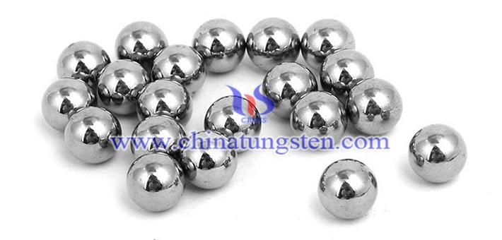 tungsten alloy balls image