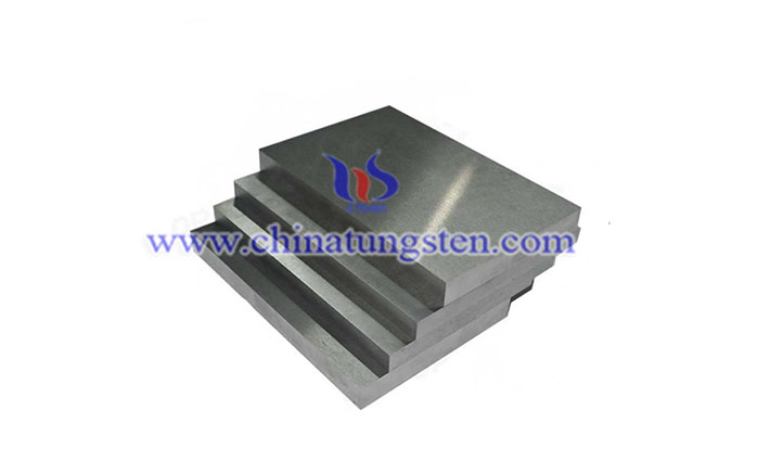 tungsten alloy plate image