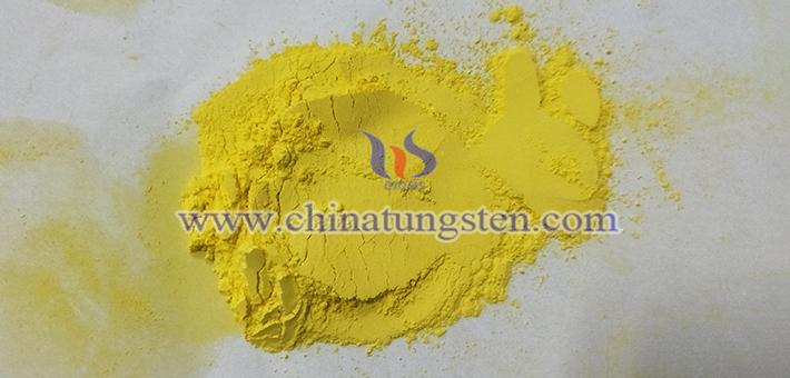 tungsten acid image