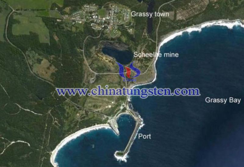King Island Sheelite Raises $31 Million for Dolphin Tungsten Project Redevelopment