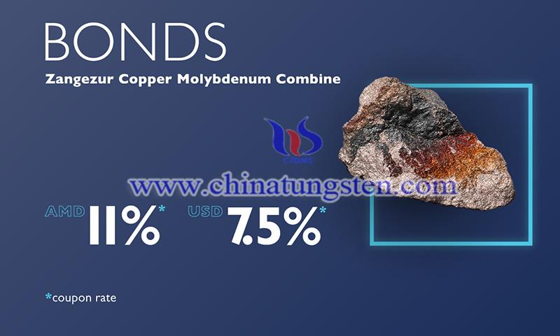 Zangezur Copper and Molybdenum Combine image