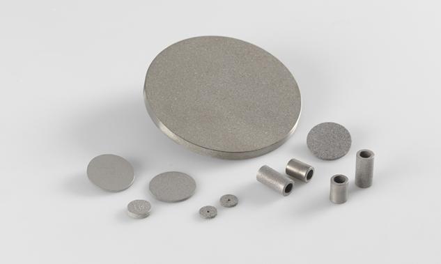 porous tungsten