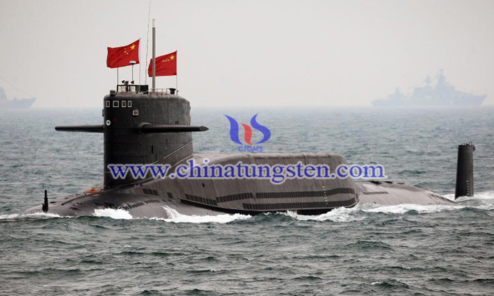 China 094 submarine picture