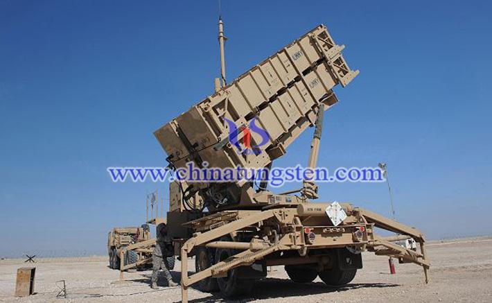 MIM 104 air defense missile picture