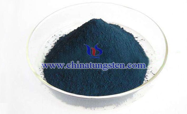 cesium tungsten picture