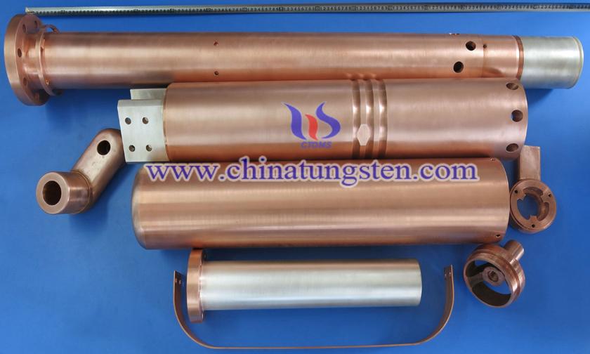 copper tungsten alloy market picture