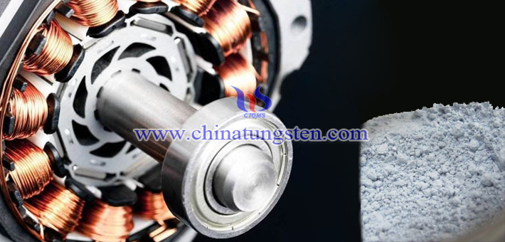 permanent magnet motor picture