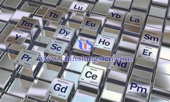 rare earth element picture