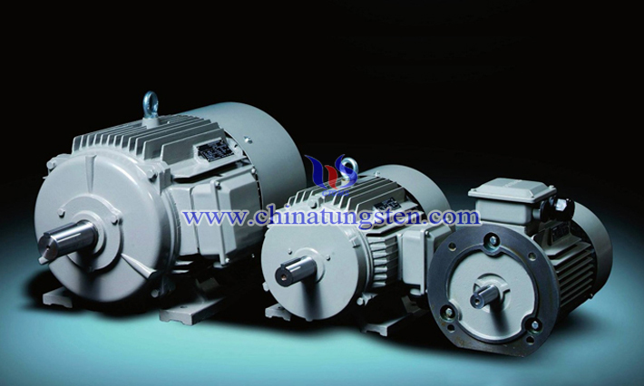 rare earth permanent magnet motor picture