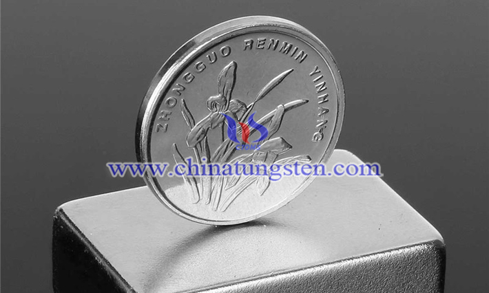 rare earth permanent magnet picture