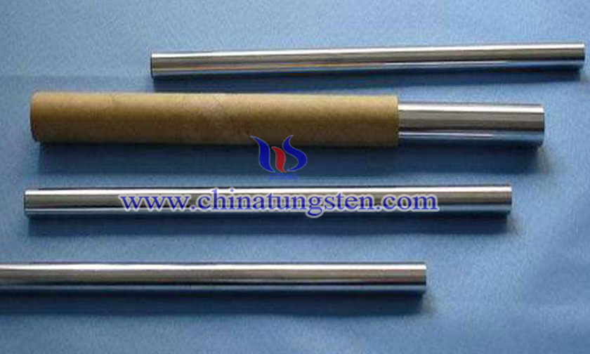 silver tungsten rod picture
