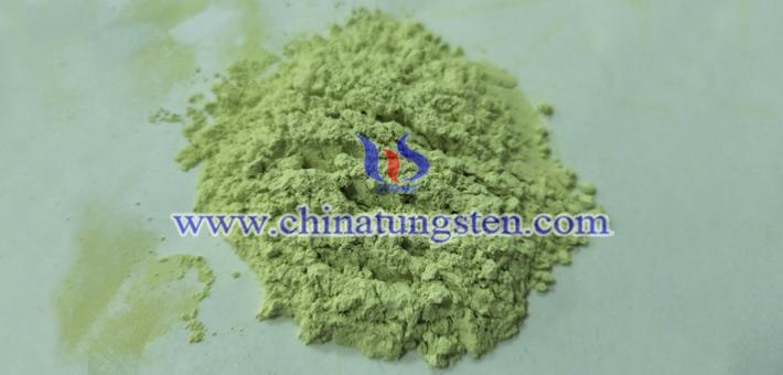 tungsten trioxide powder image