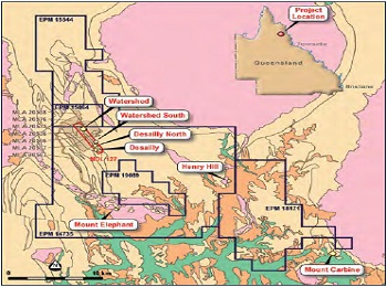 Vital Metals is ticking off the boxes at its Watershed Tungsten Project
