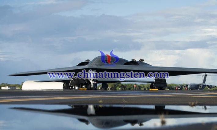 B-2在夏威夷圖片
