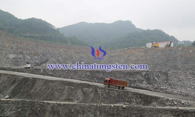 三道莊礦區礦山