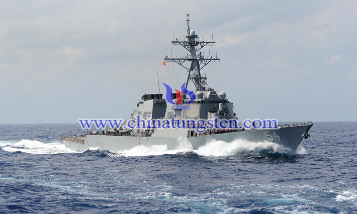 DDG-51伯克级驱逐舰图片