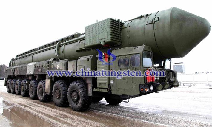东风-41洲际弹道导弹图片