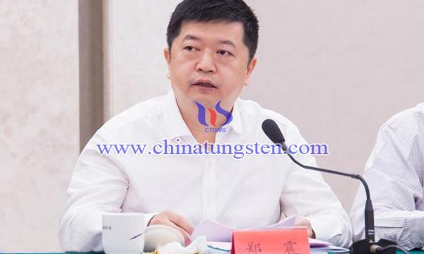 福建冶金董事长郑震