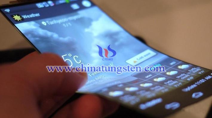 OLED屏手机图片