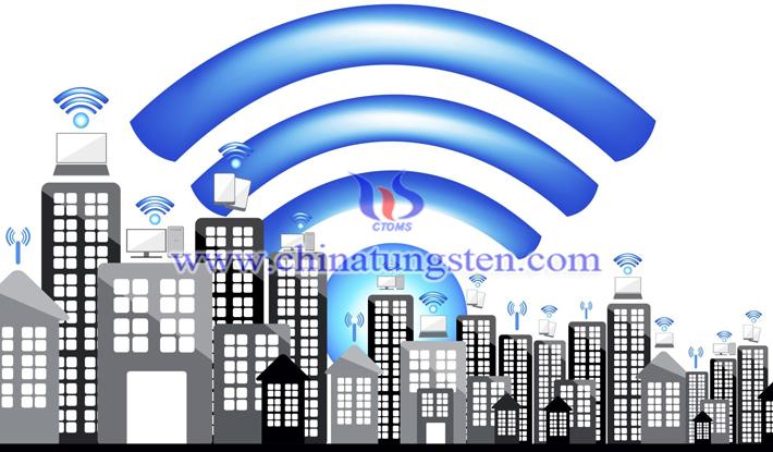 WiFi也能发电?图片