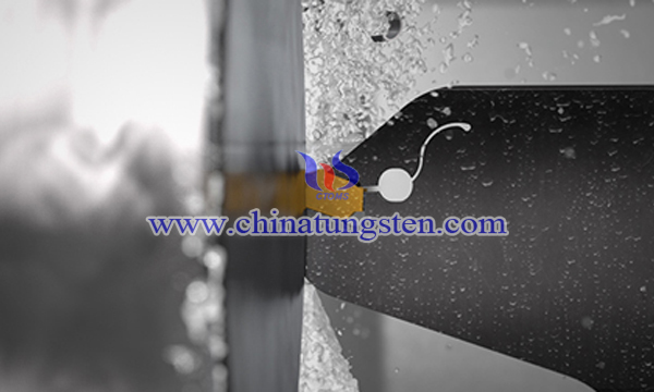 山特维克的高级硬质合金刀具图片